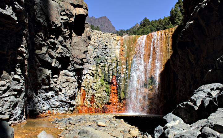 Cascadas Coloures